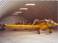 SteelMaster Metal Prefabricated Hangar