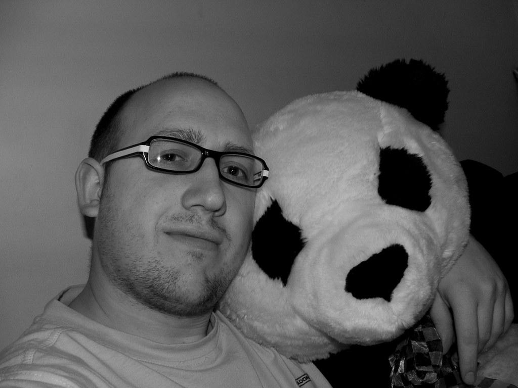 Me and my Panda!