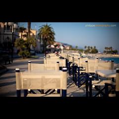 promenade (Craignos) Tags: mediterranean chairs promenade tables southoffrance magichour 50mmf14 menton bythesea flickrshop