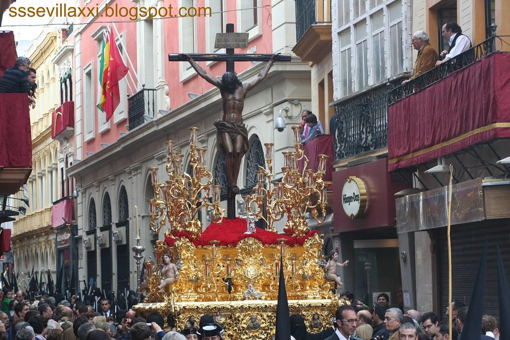 Santísimo Cristo de las Almas, Martes Santo 2010