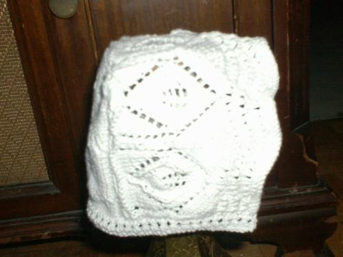 Christening Bonnet - Complete