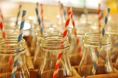 Smart Cookie Party Milk Bottles