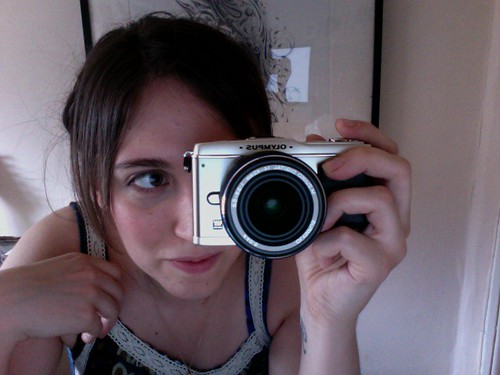 Shiny new camera!