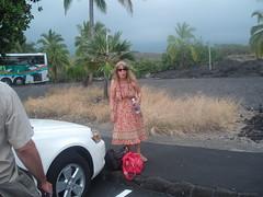 Looking (and feeling) worn out - Pu'uhonua o Honaunau