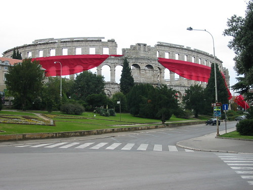 Pula, Arena