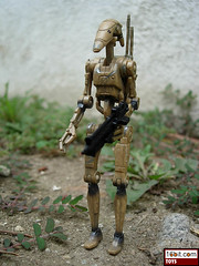 Battle Droid (Dirty)