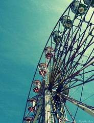 ... welcome to the carousel of life ... (anka.anka28) Tags: blue sky poland polska carousel explore niebieski gdynia niebo karuzela explored platinumheartaward thetallshipsraces thetallshipsraces2009