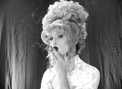 hostess_08 (Heather Renee) Tags: fetish capri heather smoking transgender more transvestite crossdresser 120s