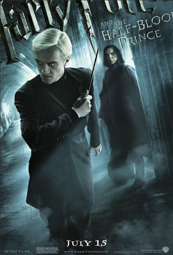 Snape and Malfoy