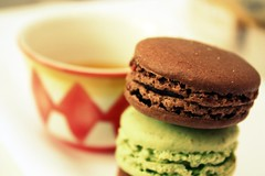 (Black Orchid) Tags: summer 3 geneva personal fav laduree macarons  o9