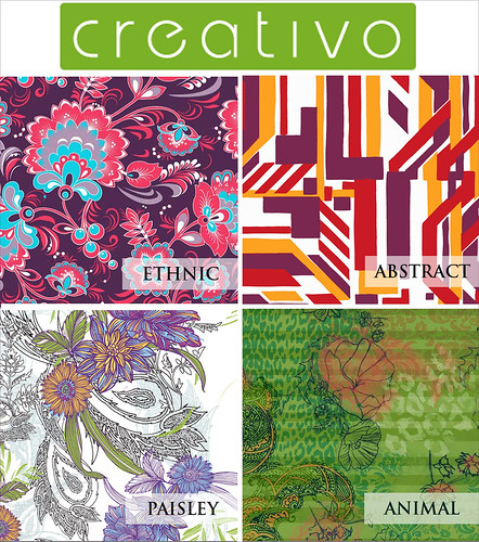 creativo surface pattern design co.