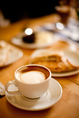 Afternoon coffee (mrlins) Tags: coffee caf canon relax eos slow sweden 5d fika