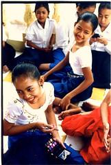 Cambodian, Dance School