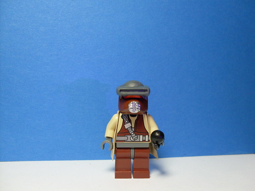 Boushh custom minifigure