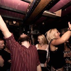 The Flange Band (Mr Bultitude) Tags: party music love night nathan joy horns trumpet belfast alcohol soul booze trombone laughter mcgreevy simpson brendan flange goodtimes licks craic motown mrbultitude theflangeband mchughesbar