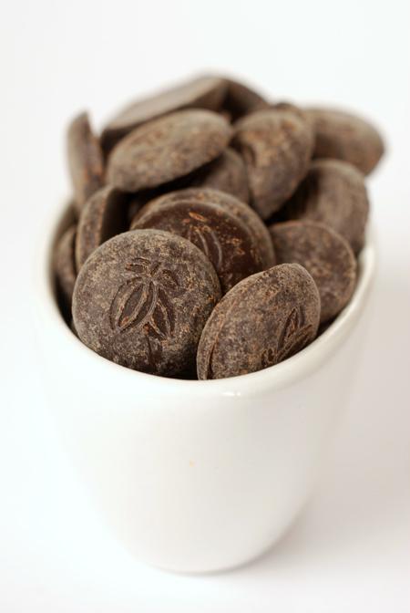 Felchlin 100% cocoa mass© by Haalo