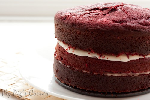 Hummingbird Bakery Red Velvet Cake 15