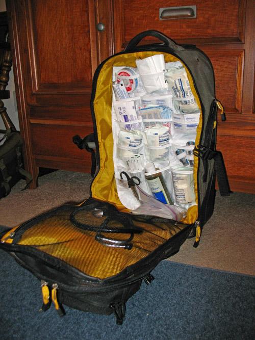 medic pack complete deep inside