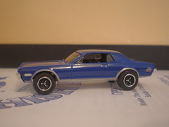 '68 Mercury Cougar by Matchbox (Kucevic1) Tags: cars by toy mercury cougar matchbox 68 diecast