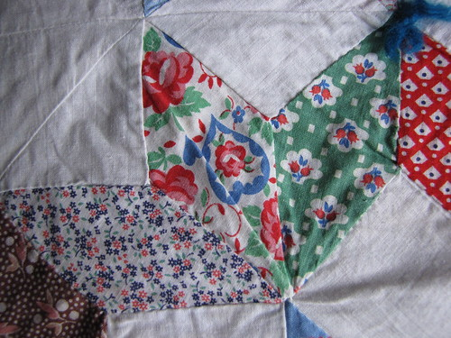eight point star quilt 4