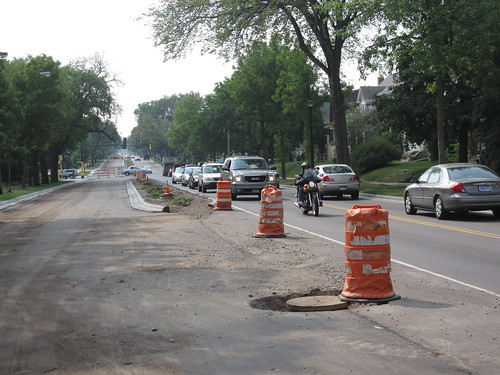 Lyndale Contruction at 35th St W