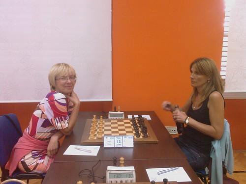 Elena Boric vs Marina Makropoulou