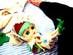 Fotos antigas. Primeira viagem de Vitória. No hotel com a mama.