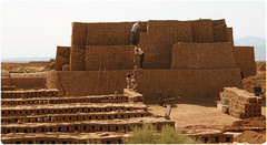 (Reza-ir) Tags: people brick work iran documentary social khorasan    khaf