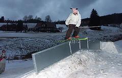 VELKÁ ÚPA SNOWPARK OPENING