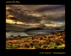 Across the Bay (Irishphotographer) Tags: lake evening lough atmosphere tranquil greencastle peacefull cranfield kinkade acrossthebay beautifulireland irishphotographer imagesofireland kimshatwell breathtakingphotosofnature beautifulirelandcalander wwwdoublevisionimageswebscom