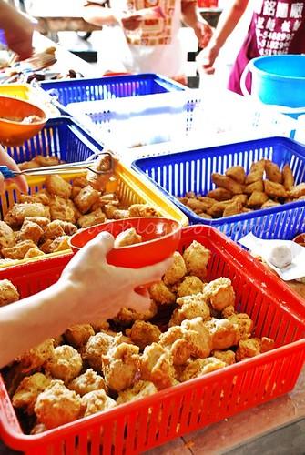Fried Yong Tow Foo a.k.a. Yong Liew