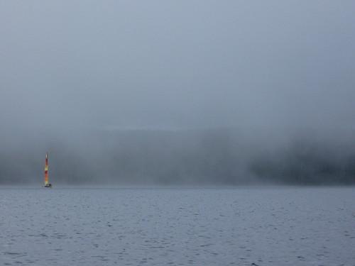 Hobie in Fog1