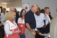 Southeast Floods: VP Biden and Rep Scott SenIsakson