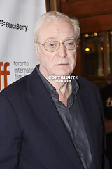 Michael Caine at the Harry Brown Premiere (DanielN) Tags: premiere tiff 2009 michaelcaine harrybrown torontointernationalfilmfestival