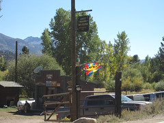 Leavitt Meadows Pack Station