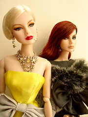 Opposites (Nina-chan) Tags: doll agnes exclusive jasonwu fashionroyalty wclub redressed dressingthepart opticverve