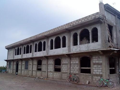 Instalaciones de la Iglesia de Dios Evangelio Competo de Caserío Tuibul