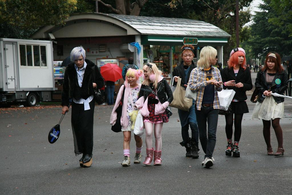 Harajuku Kids 2008 Tokyo