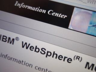 WebSphere MQ Information Center