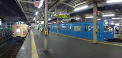 (ssoosuke) Tags: autostitch panorama train iphone 381