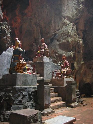 Cuevas montana de mármol