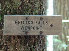Metlako Falls Viewpoint (Fort Rains, Washington, United States) Photo