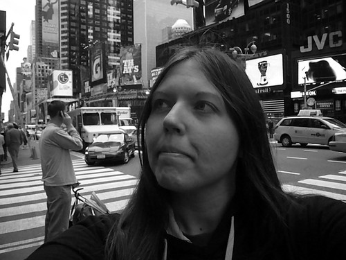 Thinking in Times Square