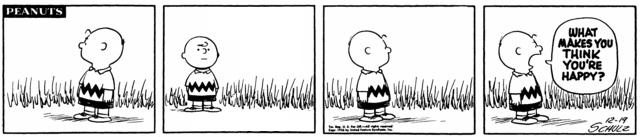 Peanut Minus Snoopy