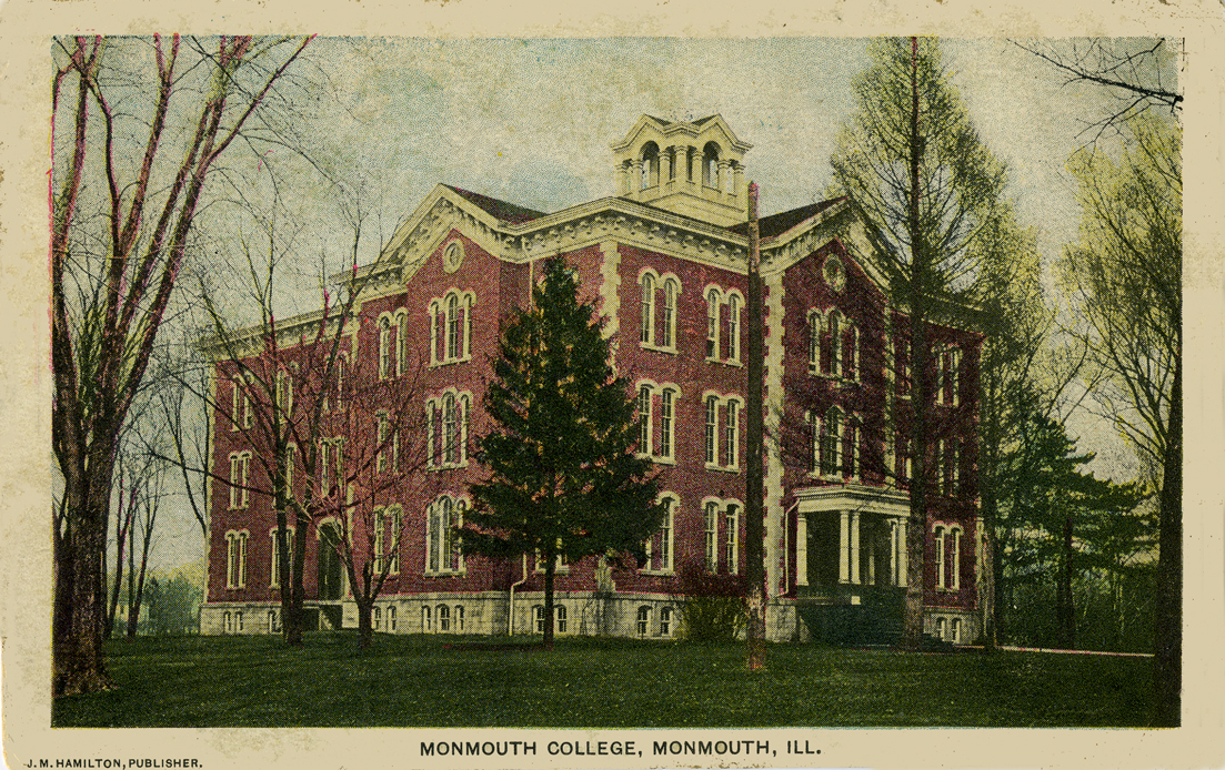 Monmouth College ca. 1906