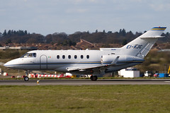 EI-KJC - 258805 - Private - Raytheon Hawker 850XPI - Luton - 090404 - Steven Gray - IMG_3158