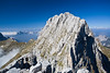 Cima di Terra Rossa, Julische Alpen (perlmuttpictures) Tags: italien berg nebel urlaub herbst wandern felsen bergwandern hoch gipfel steil julischealpen at goldenerherbst bersteigen montasch cimaditerrarossa blauerhiimmel fernssicht