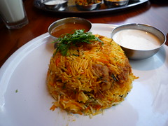 Masala Zone Chicken Biryani
