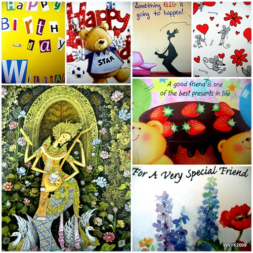 Greeting Cards I