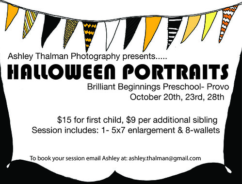 Halloween Portraits!
